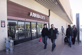 El aeropuerto de Eivissa recupera pasajeros  y supera el medio millón en lo que va de año