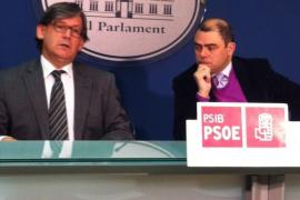 El PSIB pide una ley que asegure un  gasto mínimo en educación, sanidad y servicios sociales