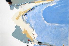Diana Bustamante gana el primer premio de pintura del concurso de  Ports de Balears