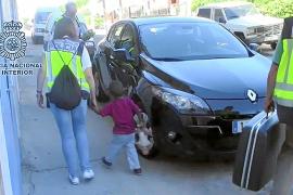 Una red tenía secuestrados a dos niños para obligar a sus madres a prostituirse