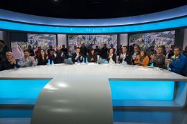 La televisión valenciana se funde a negro a las 12.19 horas