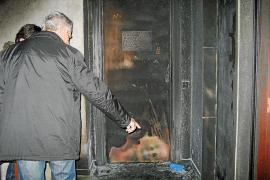 Serra dice que se ha traspasado «una línea roja» con el «atentado» contra la sede del PP