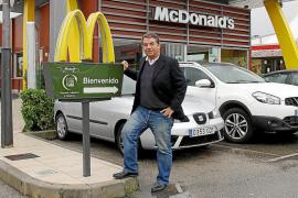 "Pascal García: ""Abrir un McDonald's es como hacer la mili"""