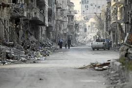 EEUU piensa destruir el arsenal químico de Siria en el Mediterráneo