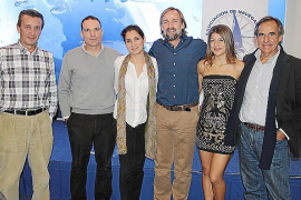 Cena anunal de la Asociación de Navegantes del Mediterráneo