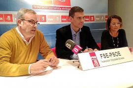El diputado Sánchez destaca «la renovación del proyecto socialista»