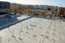 El hospital Can Misses abre 370 plazas de parking, que serán gratuitas hasta junio
