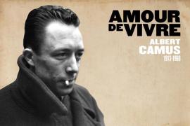 'Amour de vivre' , un documental sobre los orígenes menorquines de Camus