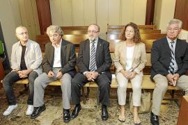 La Audiencia solo condena a Michel Cretu a 21.600 euros de multa y absuelve al resto de acusados