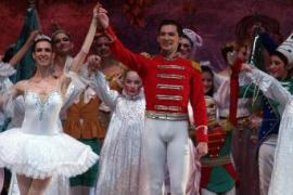 bailarín ruso Daniil Simkin