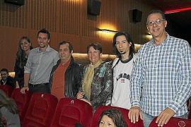 Estreno del cortometraje 'El capitán de la rosa' del Ladat de la UIB