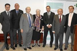 Fiesta de la Inmaculada del colegio de farmacéuticos de Baleares