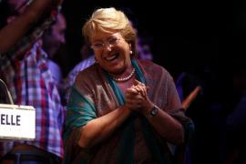 Michelle Bachelet, de nuevo presidenta de Chile