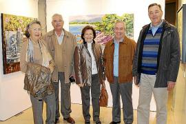 Exposición Juan Manuel Pastor.