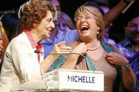 Bachelet busca a «los mejores» para su gabinete ministerial