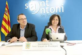Sant Antoni gestionará 23,3 millones de euros de los que 2,1 millones serán para inversiones