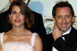 Carlota Casiraghi y Gad Elmaleh ya son padres