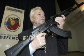 Muere Mijáil Kaláshnikov, el inventor del fusil AK-47