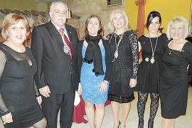 CENA XVIII ANIVERSARIO HERMANDAD DEL ROCIO DE PALMA