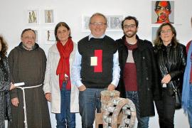 Exposición solidaria en ses Caputxins
