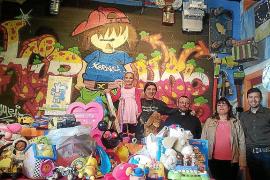 Éxito en la recolecta de juguetes en Sant Josep y Formentera