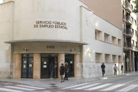 El año cierra con 91.215 parados en Baleares, 4.620 menos que hace un año