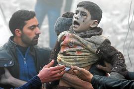 Siria empieza a enviar fuera de su territorio el arsenal químico