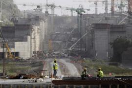 Sacyr pide a Panamá 293 millones para garantizar la culminación de la obra