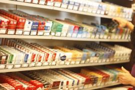 Los comercios turísticos de Balears no podrán vender tabaco
