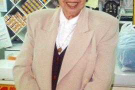 Fallece Pepita Escandell, la dama del teatro costumbrista ibicenco
