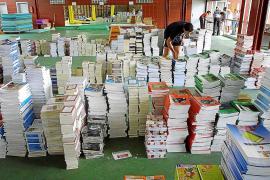 Las ayudas para libros de texto que Madrid destina a Balears caen un 48,5 %