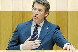 Feijóo se encara con Rajoy y le pide evitar la reforma «unilateral» del aborto