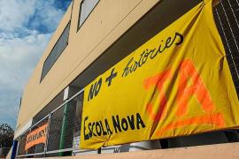 Pilar Marí apuesta para que la empresa llegue a un acuerdo con Educació y acabe las obras de Sa Bodega