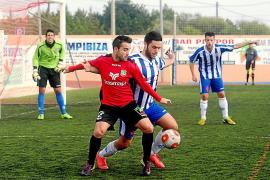 Primera derrota del Formentera en casa