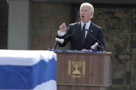 """Biden afirma que Sharón tenía una """"estrella que le mostraba el camino"""""""