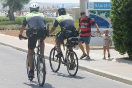 Unos 300 policías turísticos vigilarán los municipios de Balears este verano