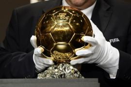 Cristiano Ronaldo se hace con el Balón de Oro