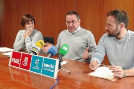 PSOE-Pacte asegura que el Consell privatiza para «dar negocio a empresarios amigos»
