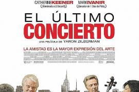 'El último concierto' abre la temporada de Anem al Cine