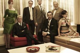 La séptima y última temporada de 'Mad Men' será estrenada en abril
