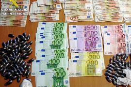 El EDOA detiene a trece 'narcos' gracias a la colaboración ciudadana y varios confidentes