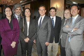 PALMAPREMIO FOMENTO DE TURISMO A MINISTRO ASUNTOS EXTERIORES ALEMAN