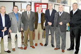 Homenaje a Basilio Sánchez Rufo en la Casa Regional de Castilla y León