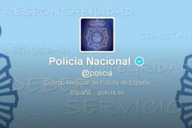 Un tuit de la Policía Nacional explica cómo esconder porros si se viaja fuera de España