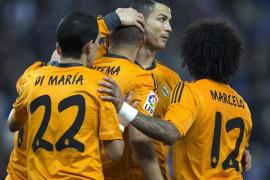 Un gol de Benzema da ventaja al Madrid en la ida de cuartos de Copa (0-1)