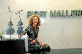 """Heidi Stadler: """"Para vender bien Mallorca hay que cuidarla y quererla"""""""