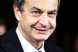 Zapatero asegura que la economía se recuperará de forma «inminente»