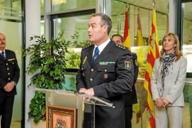 Santafé sacará «el máximo número de agentes a la calle» para mantener «la delincuencia en índices razonables»
