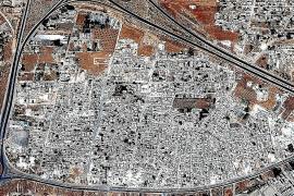 El régimen sirio derriba miles de edificios como arma para ganar la guerra