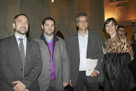 Sesión inaugural del curso en la Reial Acadèmia de Medicina de Balears